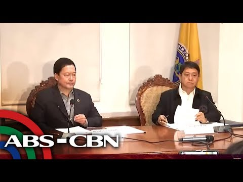 [ABS-CBN]  DOJ expected to bare results of good conduct law review | 16 September 2019