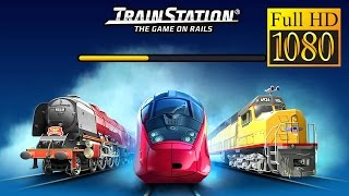 Trainstation - Game On Rails Game Review 1080P Official Pixel Federation Simulation 2016
