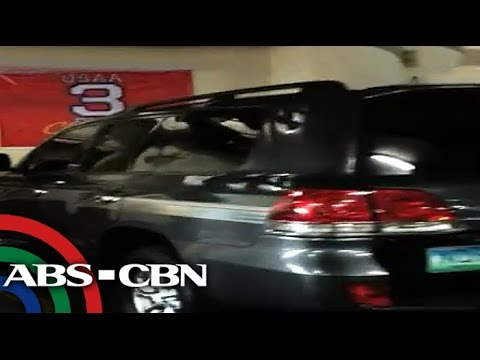 Purisima's armored SUV not in SALN