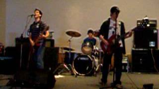 The Ramones - Blitzkrieg Bop (Cover by Anxiety Box)