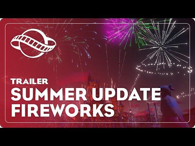 Planet Coaster's Summer Update!