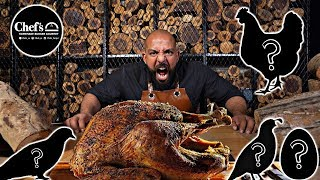 تحدي ٣ مليون مشترك - اكلت ٤ حيوانات؟؟ 🦃 I Ate 4 Animals - 3 Million Challenge ??