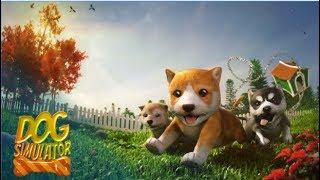 Симулятор щенка DOG Simulator.