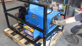 SOLD Miller Blue Star 2E Gas Powered DC Arc Welder Generator