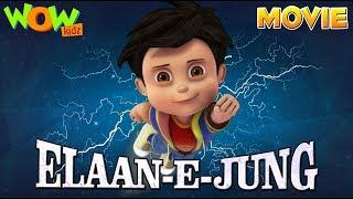 Ailan   E  Jung | HERO No 1 | Khiladiyon Ka Khiladi   Vir: The Robot Boy Movie Compilation