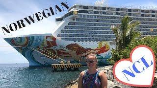 Norwegian Getaway Cruise  Western Caribbean Vacation Experience 2018  NCL