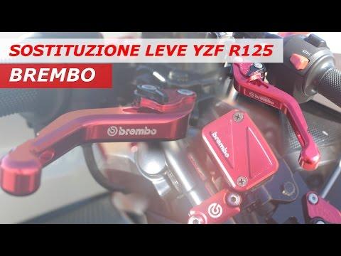 Tutorial | Sostituzione Leve YZF R125 Brembo (AliExpress)