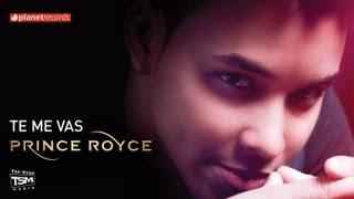 PRINCE ROYCE - Te Me Vas (Official Web Clip