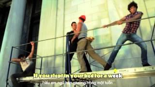 Dont Wanna Know - Cheyenne Jackson - Vietsub - Lyrics on Screen
