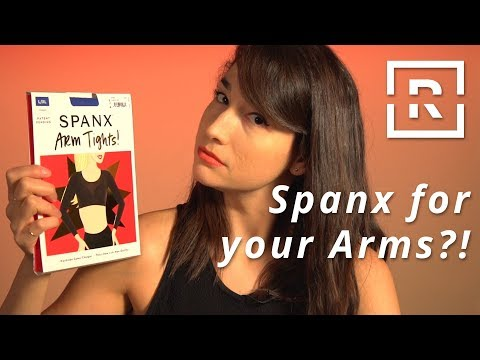 Arm Spanx Review | Unboxed | Racked