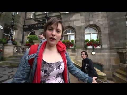 Fruitmarket / The Scotsman Steps