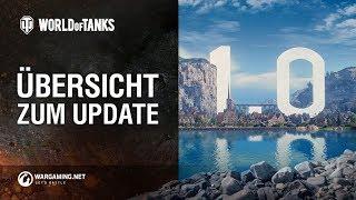 Übersicht zum Update 1.0 [World of Tanks Deutsch]