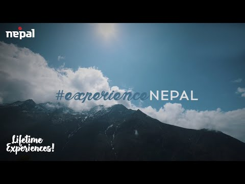 Visit Nepal 2020 - Lifetime Experience