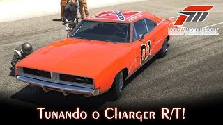 Tunando o Dodge Charger R/T - General Lee - Muscle Cars Americanos! | Forza Motorsport 5 [PT-BR]