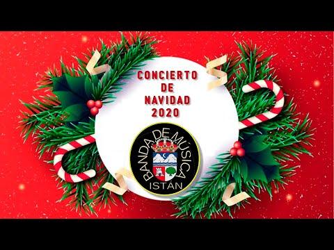 Concierto de Navidad 2020 Banda Música de Istán