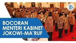 Bocoran Kabinet Jokowi Ma'ruf: 7 Menteri Lama Ini Dipertahankan Karena Prestasi, Lainnya Diganti