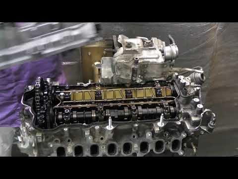 Разбор двигателя SH-VPTS Mazda CX5 думали турбина? а оказалось не только