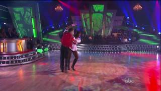Michael Jackson tribute Dancing with the Stars