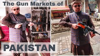 Pakistans Gun Bazaars Disguised As A Pashtun 🇵🇰