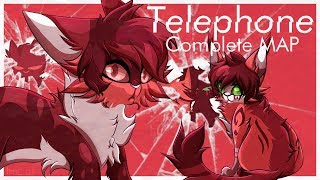 Telephone | Complete Leafpool & Squirrelflight MAP