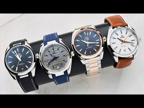 LIST –  The Best Watches of 2017 – $5000 – 10,000, including Omega, Tudor and more