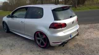 AWESOME 1.4 TSI Exhaust & DSG Farts & Sound