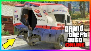 9 THINGS YOU PROBABLY DON'T KNOW ABOUT IN GTA ONLINE!