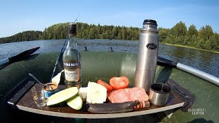 Одиночные походы и рыбалка в лес