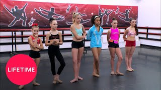 Dance Moms: 45 Second Auditions for Nationals (Season 4 Flashback) | Lifetime