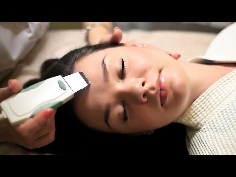 Пиллинг, ультразвуковая чистка, лифтинг лица. OctoLine