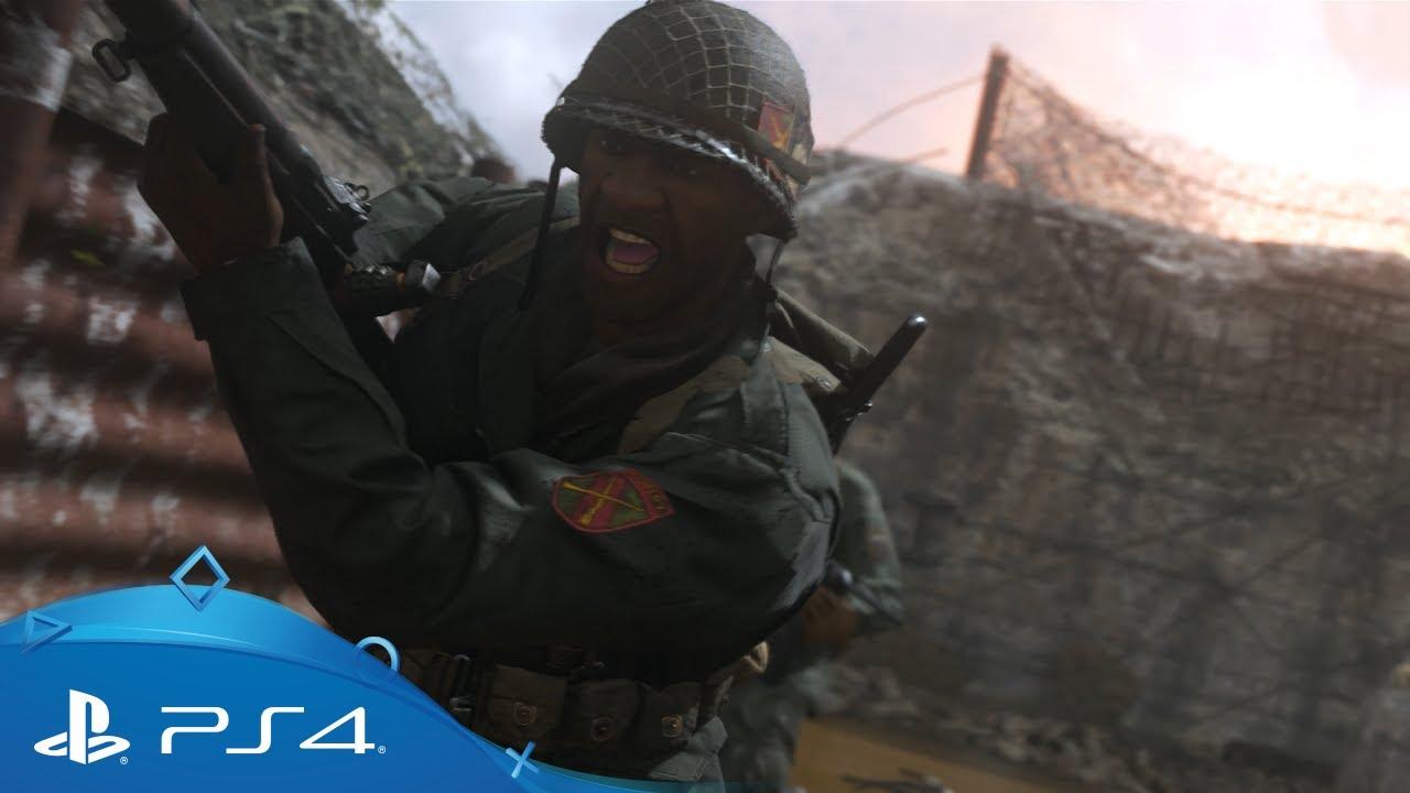 Il multiplayer di Call of Duty: WWII