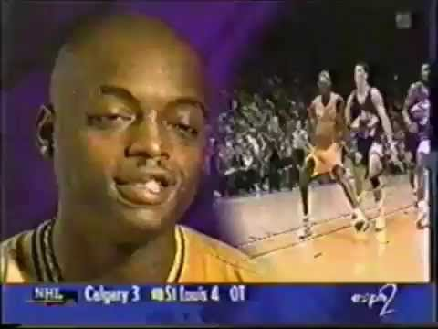 Del Harris, Nick Van Exel & Bonnie Bernstein Talk About Kobe Bryant (Age 19) (1998)