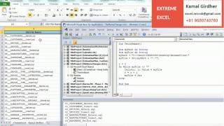 Rename files in bulk using macro | Excel VBA