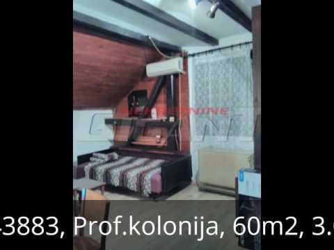 Vozdovac MedakoviĆ Iii 61m2 65000e