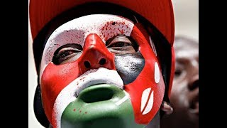 Kenyans eagerly await President Uhuru Kenyatta's speech at Mashujaa Day celebrations at Uhuru park