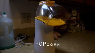 Popcorn Slow Motion Test