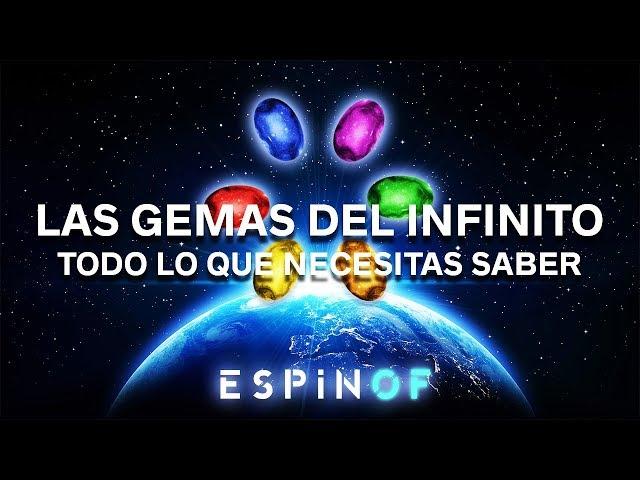 Las Gemas del Infinito: Todo lo que necesitas saber antes de 'Vengadores': Infinity War'