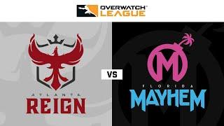 Quarter-Final B | Atlanta Reign vs Florida Mayhem | May Melee NA | Day 2