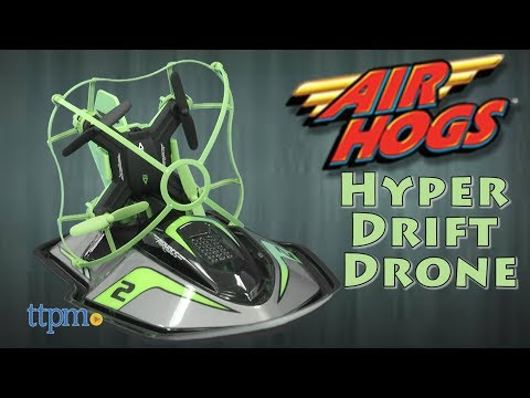 Air Hogs Hyper Drift Drone From Spin Master