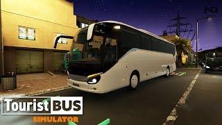 Tourist Bus Simulator #20 - Rước khách từ sân bay chở về khách sạn bằng xe khách ngắn nhất