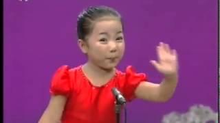Petite fille de 6 ans qui chante fabuleusement
