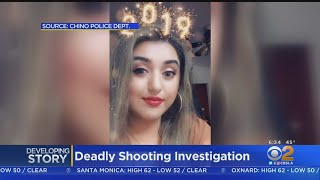 Woman Gunned down In Chino, Ex-Boyfriend Wanted
