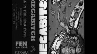 Megabitch  - Crowds (  Bauhaus Punk/ HC Cover, Croatia 1992 )