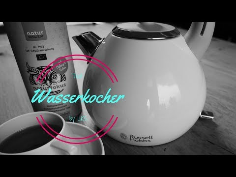 Russell Hobbs BUBBLE Wasserkocher Test