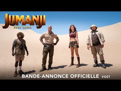 Jumanji : Next Level Sony Pictures Releasing France