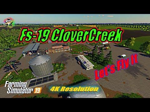 FS19 CloverCreek v1 0 0 0 - Modhub us
