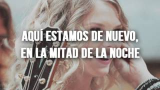 All too well - Taylor Swift [Letra en español]