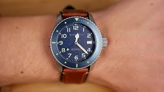 Spinnaker Spence Review | An Affordable Alternative to The Tag Heuer Autavia Isograph!
