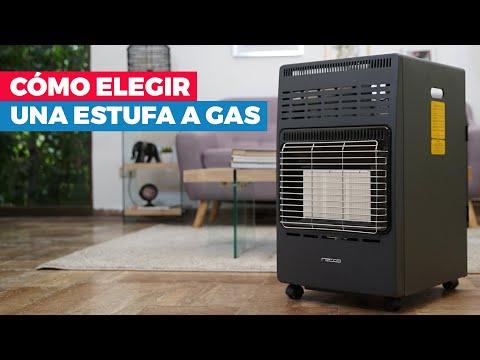 ¿Cómo elegir una estufa a gas?