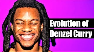 The Evolution Of Denzel Curry [2011   2018]